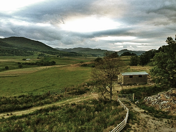 Schottland by Eugen